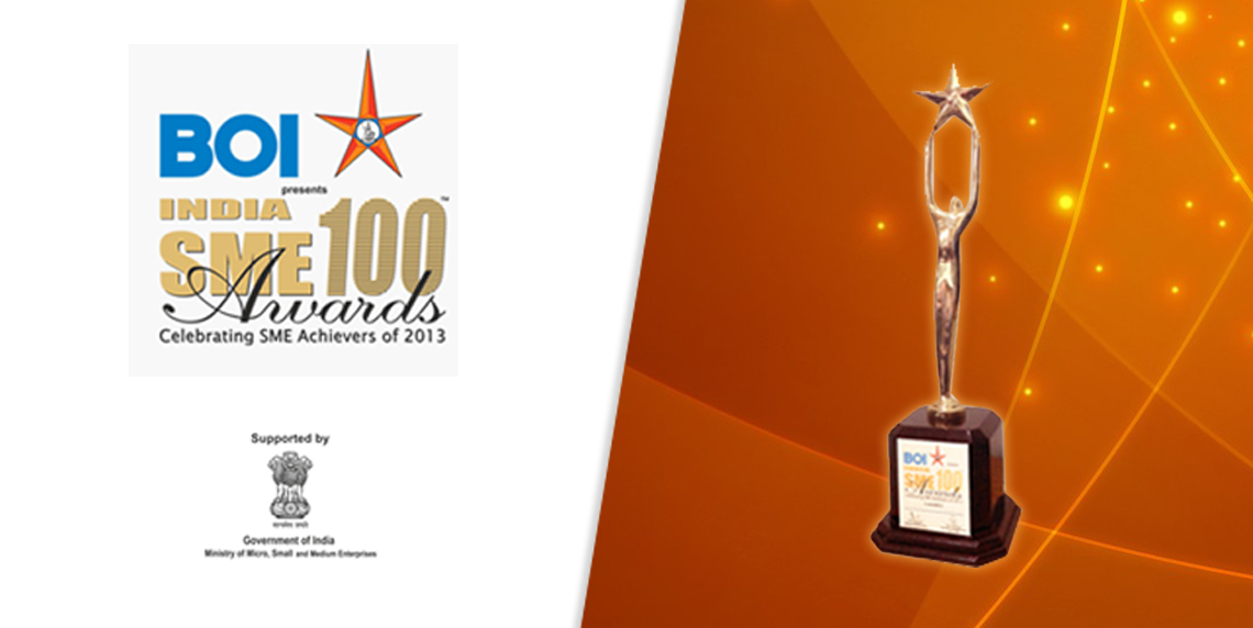 Pyro named amongst the top 100 SME Award winners for 2014